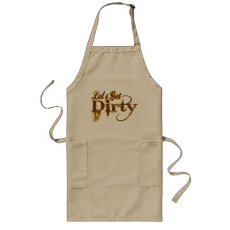 Let's Get Dirty Aprons