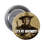 Let's Get Mavericky! Button