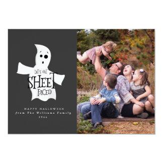Let's Get Sheet Faced Card