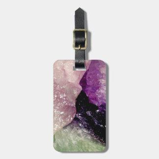 Let's Get Spiritual Luggage Tag