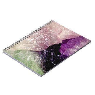 Let's Get Spiritual Spiral Notebook