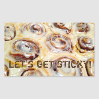 Let's Get Sticky! stickers