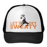 Let's Get Sweaty Trucker Hat