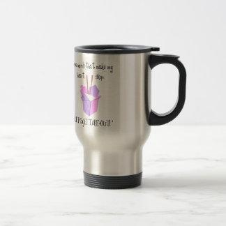 Let's Get Take-Out Travel Mug