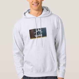Lets get toasted hoodie