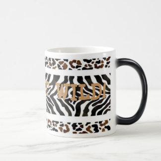 LETS  GET  WILD coffe mug