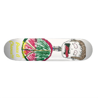Lets Give Peace A Chance!!! Skateboards