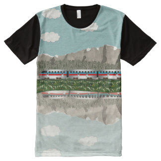 Let's Go... All-Over-Print T-Shirt
