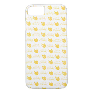 Let's Go Bananas! iPhone 7 Barely There Style Case