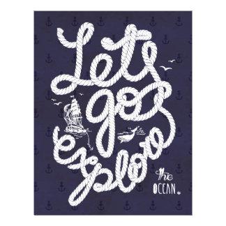 Let's_go explore letterhead