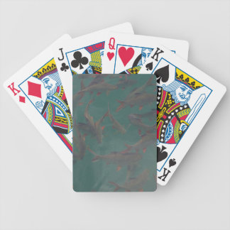 Let's go fishing!!! bicycle playing cards