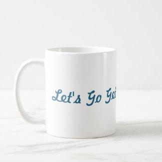 Let's Go Get Lost Together Mug