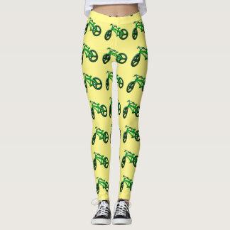 Lets Go Green Leggings
