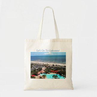 Let's Go To Galveston - Tote Bag