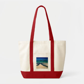 LET'S GO TO THE BEACH!!! TOTE BAG