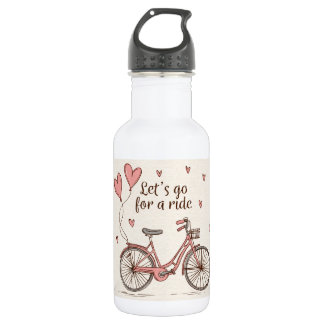 Let's Go Will be Ride 532 Ml Water Bottle