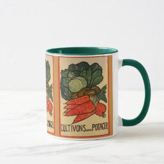 Let's Grow a Vegetable Garden Mug