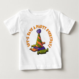 let's have A party childrens birthday Baby T-Shirt