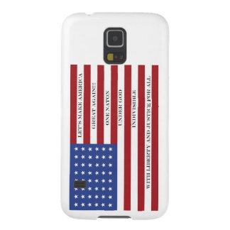 Let's Make America Great Again!  Americana  MAGA Galaxy S5 Cover
