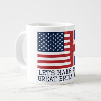 Let's Make America Great Britain Again Mug
