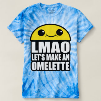 Let's Make an Omelette T-shirt