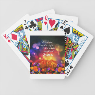 Lets out the best in you bicycle playing cards