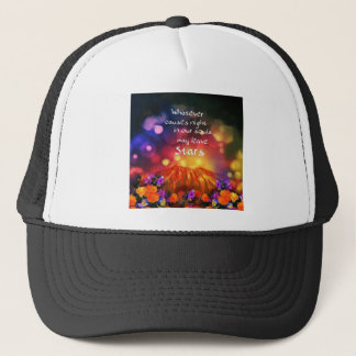 Lets out the best in you trucker hat