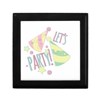 Lets Party Gift Box