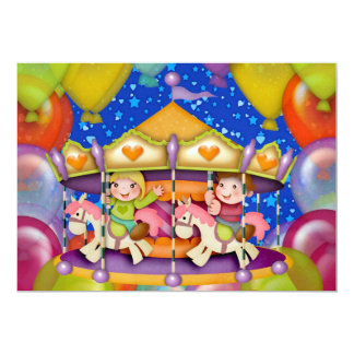 Let's Party ! - SRF Card