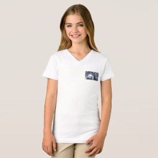 """Let's play"" Cute dog T-shirt"