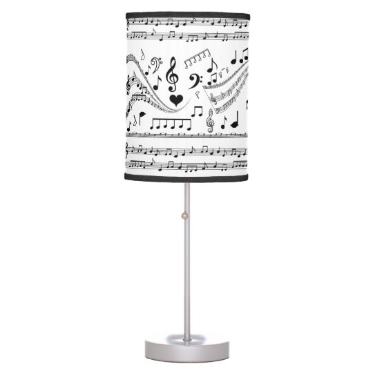 Let's Play Music_ Desk Lamps