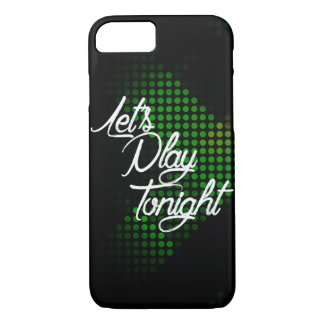 Let's Play Tonight iPhone 8/7 Case