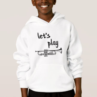 Let's Play Trumpet shirt