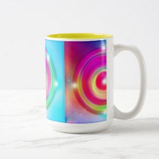 Let's Play! Two-Tone Coffee Mug