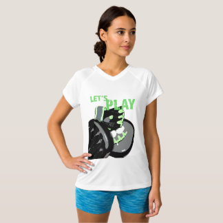 Let's Play Workout Shirt