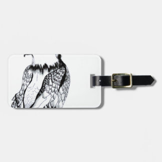 Let's Prey Eagle Luggage Tag