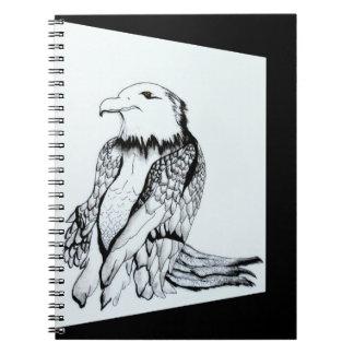Let's Prey Eagle Notebooks