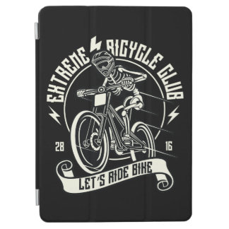 Let's Ride Bike Extreme Bicycle Club BMX iPad Air Cover