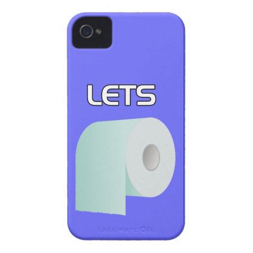 Let's Roll Blackberry Case