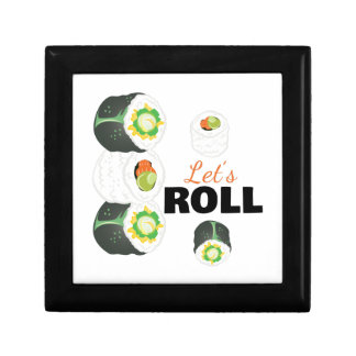 Lets Roll Gift Box