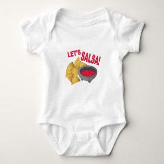 Lets Salsa Baby Bodysuit