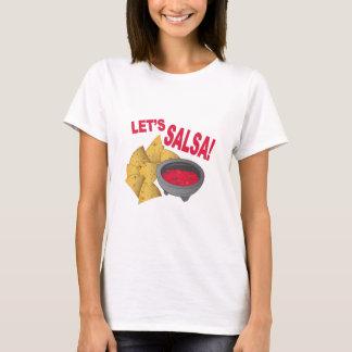 Lets Salsa T-Shirt