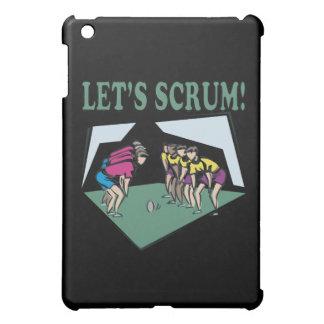 Lets Scrum iPad Mini Cover