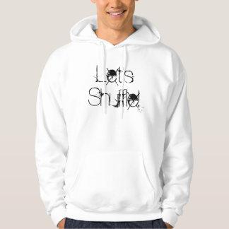 Let's Shuffle! Moleton Hoodie