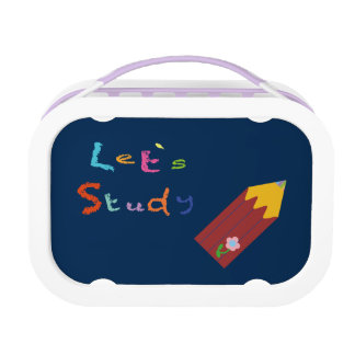 Let's Study Lunch Box