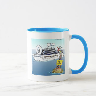 Lets Take A Cruise Funny Gifts Tees & Cards Mug