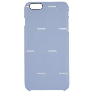 Let's talk about potassium clear iPhone 6 plus case