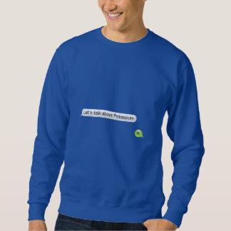Let's talk about potassium sweatshirt