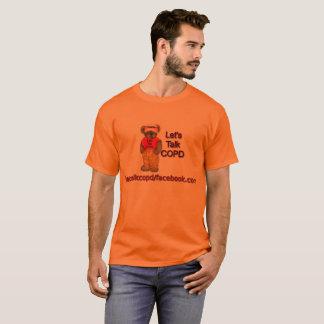 Let's Talk COPD T-Shirt