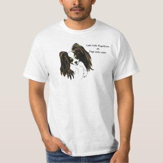 Lets talk Papillons T-Shirt